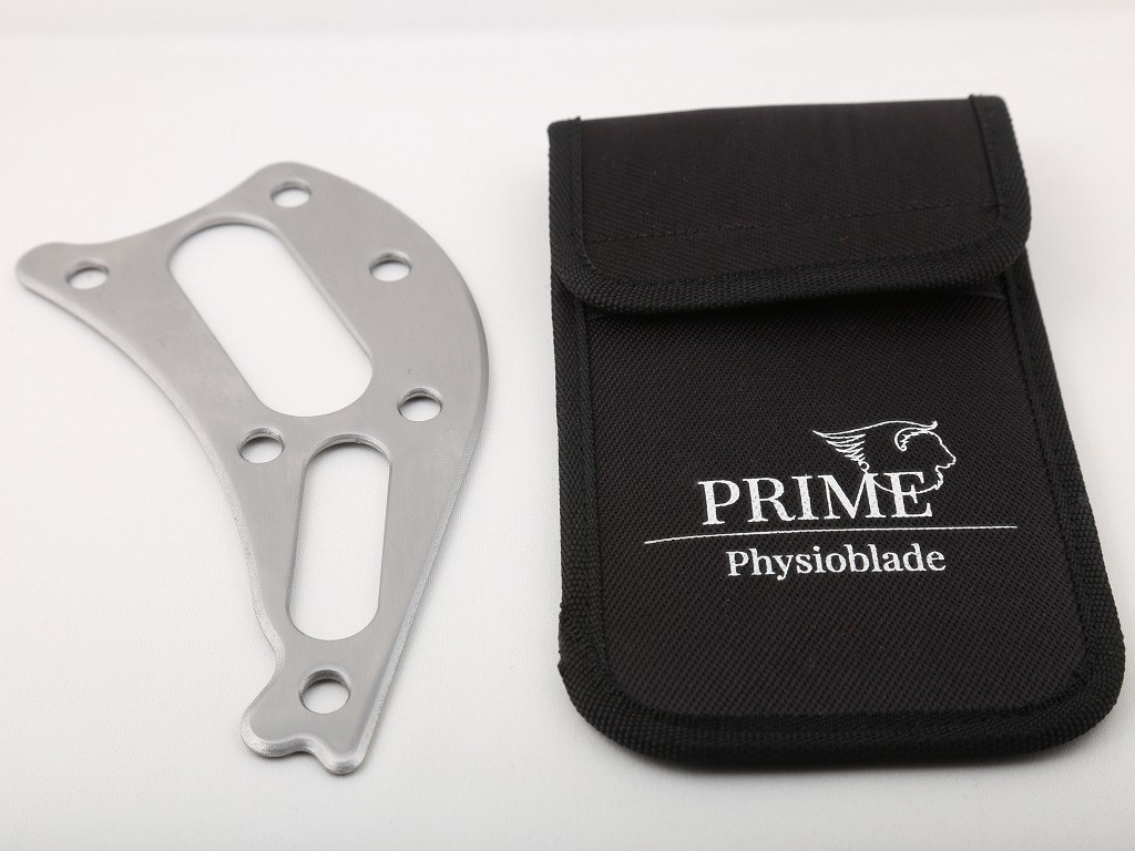 Prime Physioblade (inkl. Tasche)